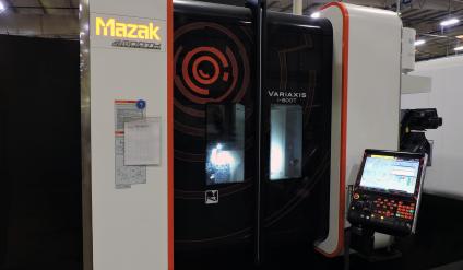 MACH1 Mazak Variaxis i-800